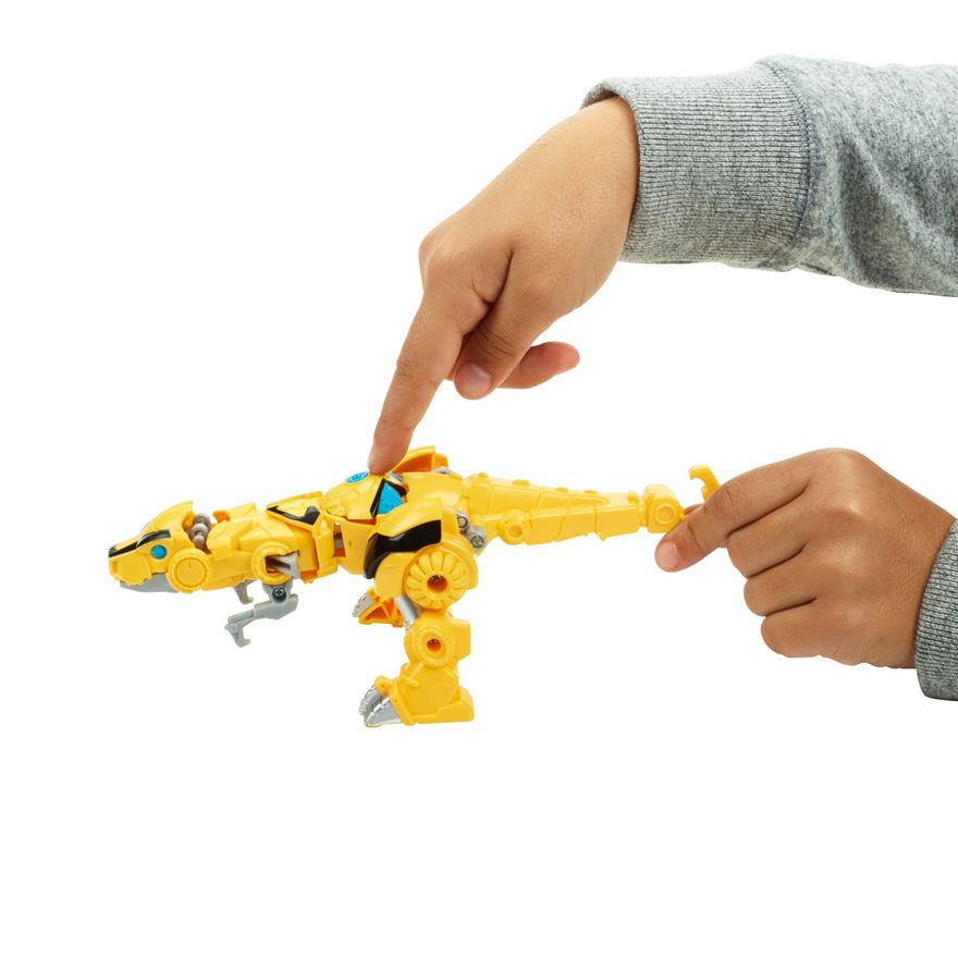Playskool Heroes Transformers Rescue Bots Roar to the Rescue Bumblebee image-0