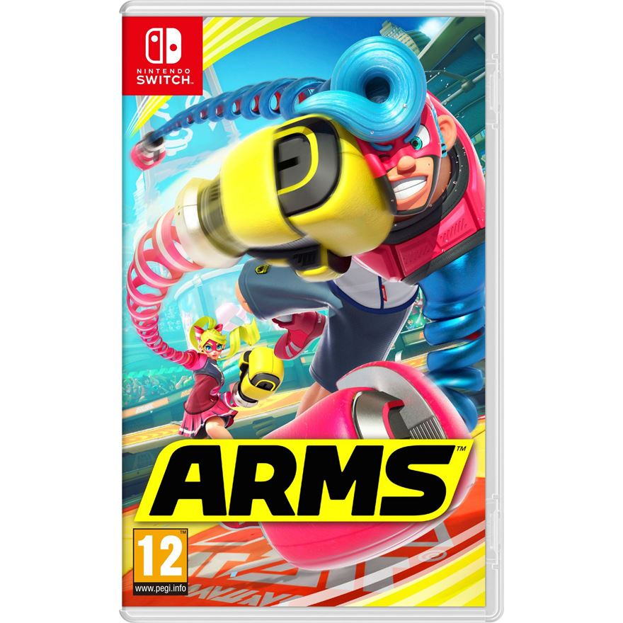 ARMS NS image-0