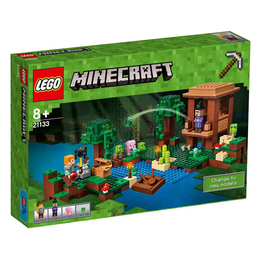 LEGO Minecraft The Witch Hut 21133 image-0