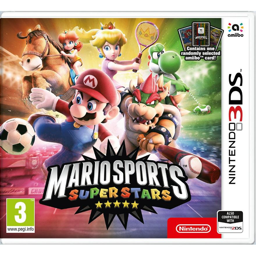 Mario Sports Superstars 3DS image-0