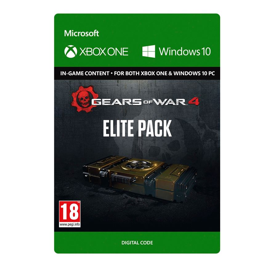 Gears of War 4 Elite Pack Digital Download