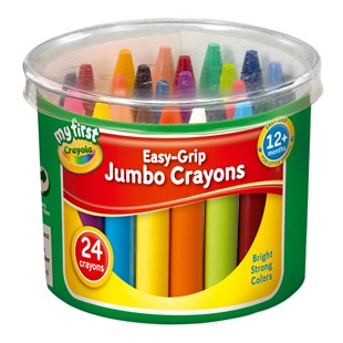 Crayola 24 Assorted Crayons