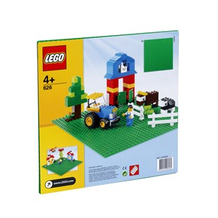 LEGO Building Plate Green 626