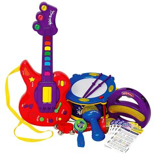 Kidz Beats Mega Music Band Set