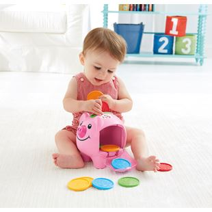 Fisher Price Laugh 'n' Learn Piggy Bank