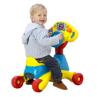 VTech Grow n Go Ride On