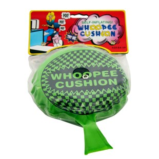 "6.5"" Self Inflating Whoopee Cushion"