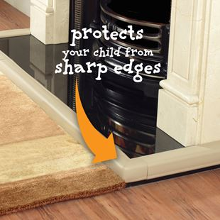 Clevamama™ Fireplace Edge Guard