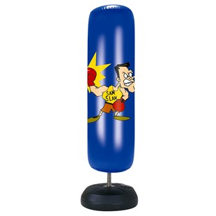Boxing Stand and Gloves