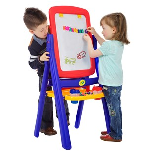 Crayola Quickflip 2 Sided Easel