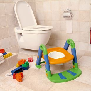 Deluxe Toilet Training Seat