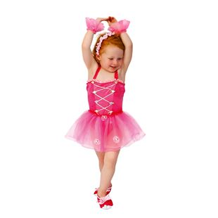 Ballerina Costume Set Small