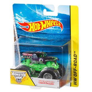 Hot Wheels 1:64 Monster Jam