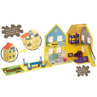 Peppa Pig Muddy Puddles Playhouse