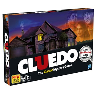 Cluedo - The Classic Mystery Board Game