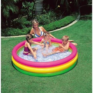 Intex Sunset Glow 3 Ring  Pool