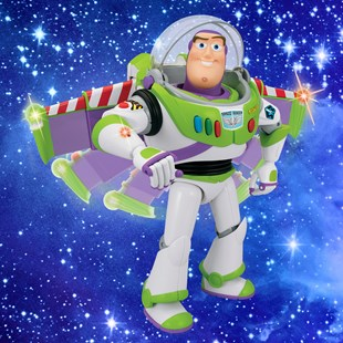 Toy Story Andy's Toy Chest 30cm Buzz Lightyear