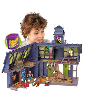 Scooby-Doo Mystery Mansion with Goo Pods and 7 Figures