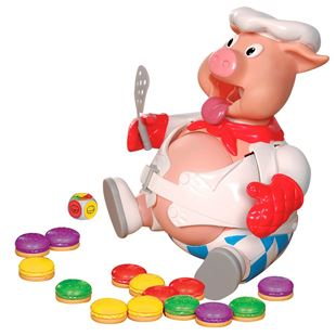 Pig Goes Pop Board Game