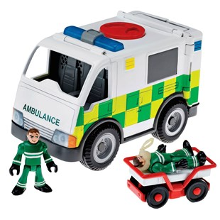 Fisher Price Imaginext Ambulance