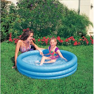 Intex Blue Crystal Pool