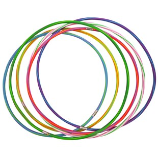 Colours Twist Hula Hoop