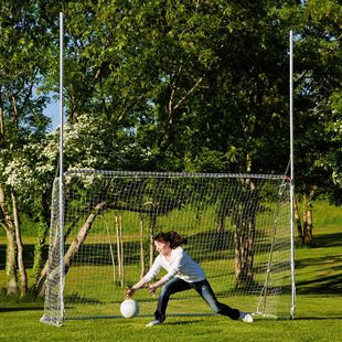 10 x 6ft Multi Sports Steel Goal