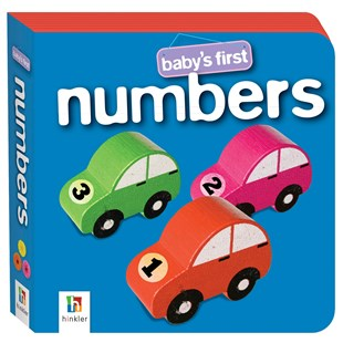 Babys First Numbers Book
