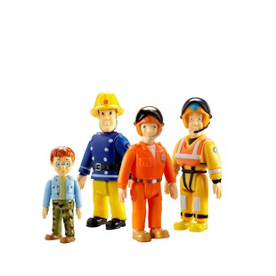 Fireman Sam 2 Figure Pack Assortment
