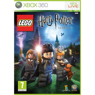 Lego Harry Potter Years 1-4 X360
