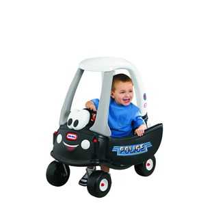 Little Tikes Police Cozy Coupe Car