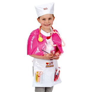 Electronic Nurse Set Small Costume