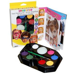 Snazaroo Rainbow Face Paint Box