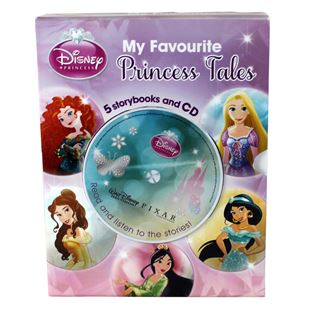 Disney CD Favourite Princess Tales