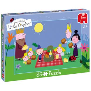 Ben & Hollys Little Kingdom Jigsaw Puzzle