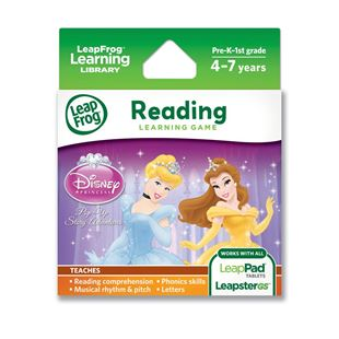 LeapFrog Explorer Disney Princess Game