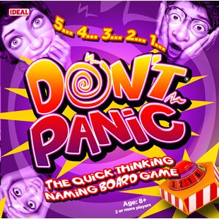 Don't Panic! The Quick Thinking Game
