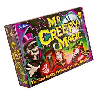 Mr Creepy Magic