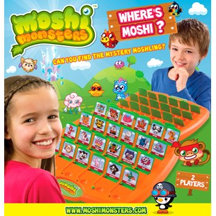 Moshi Monster Guessing Game