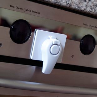 Clevamama™ Oven Door Lock