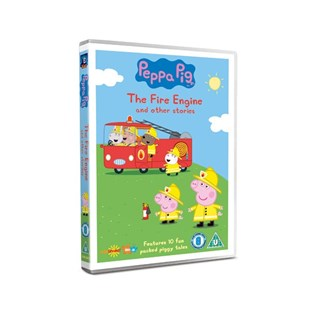 Peppa Pig The Fire Engine