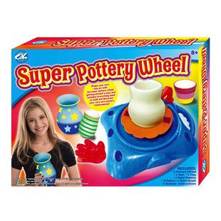 Super Pottery Wheel