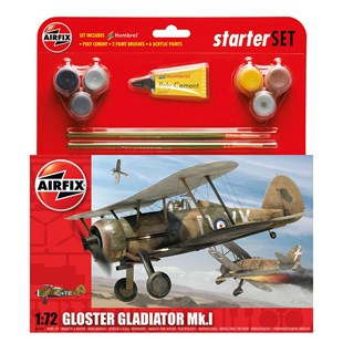 Airfix Planes Model Assortment