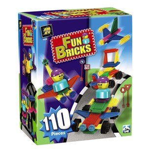 110pcs Fun Bricks