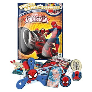 Spider-Man Lucky Bag