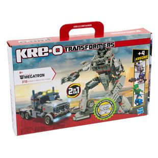 Kre-O Transformers Megatron Set