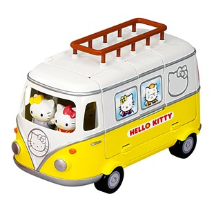 Hello Kitty Campervan