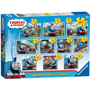 Ravensburger Thomas 10 in a Box Jigsaw Puzzle