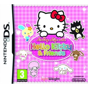 Hello Kitty & Friends Loving Life DS