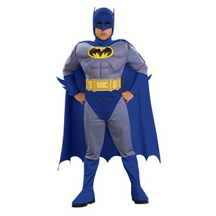 Deluxe Muscle Chest Batman Brave & Bold Small
